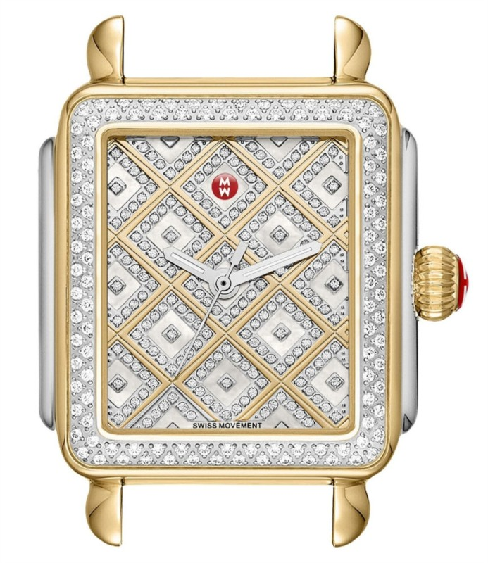 Michele Deco Watch by Michele