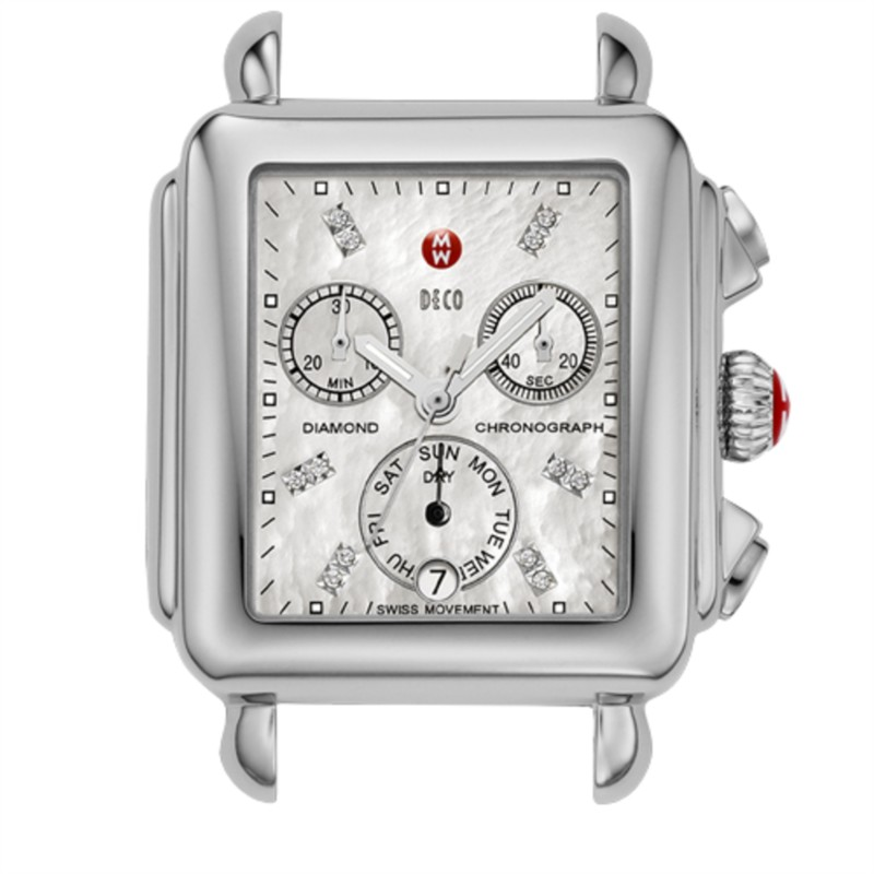 Michele Deco Day Watch by Michele