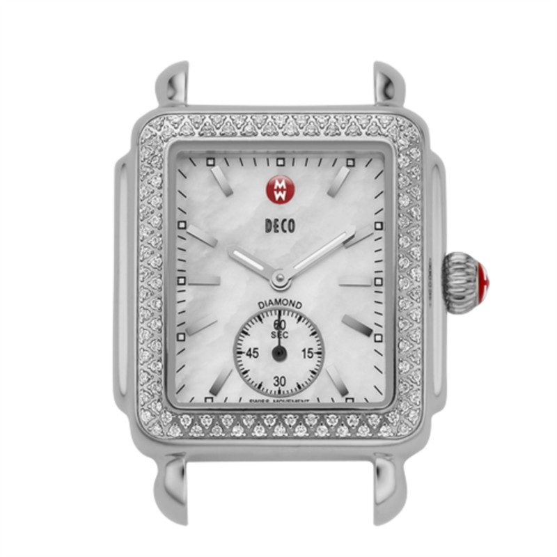 Michele Deco 16 Watch by Michele