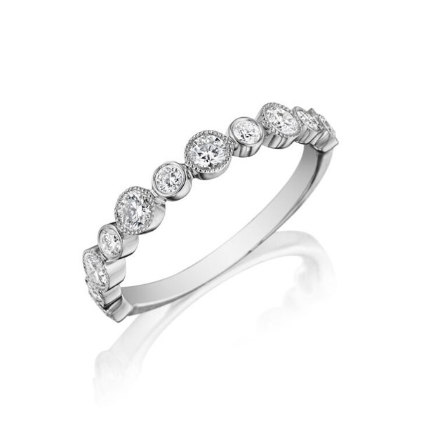Henri Daussi Diamond Ring by Henri Daussi