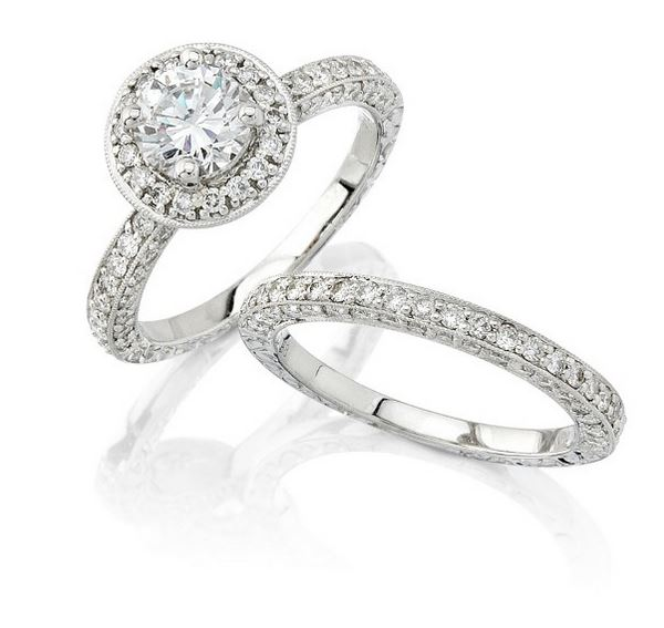 Natalie K Diamond Ring by Natalie K