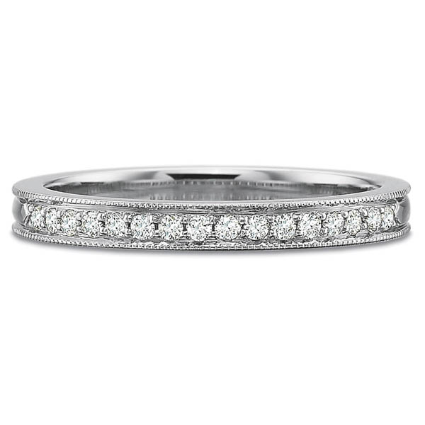 Precision Set Diamond Ring by Precision Set
