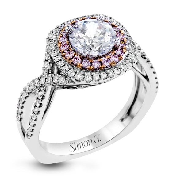Simon G. Engagement Ring by Simon G