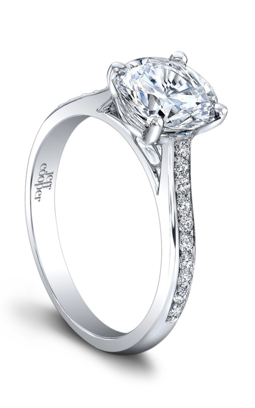 Jeff Cooper Halo Diamond Setting by Jeff Cooper Designs