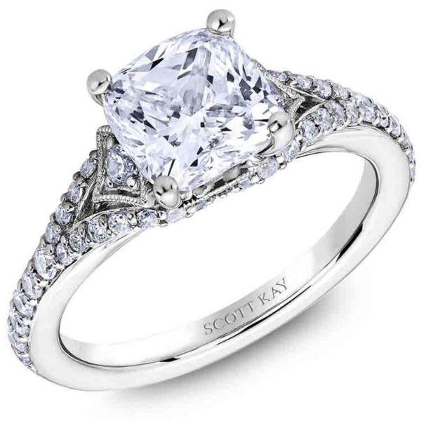 Scott Kay Diamond Ring by Scott Kay