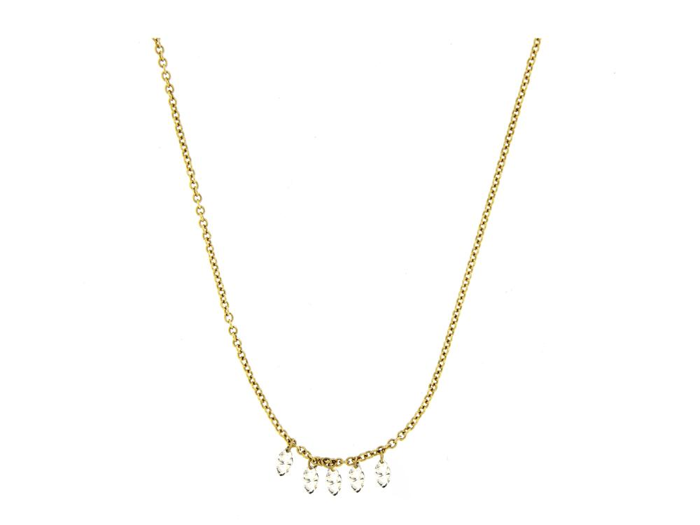 Meira T. Diamond Necklace by Meira T.