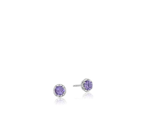 Tacori Amethyst Earrings by Tacori