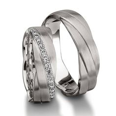 Furrer Jacot Palladium Ring by Furrer Jacot