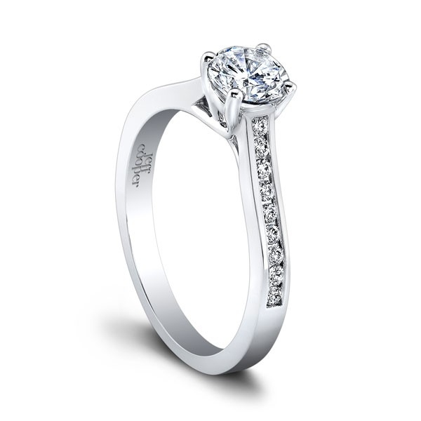 Jeff Cooper Diamond Setting by Jeff Cooper Designs