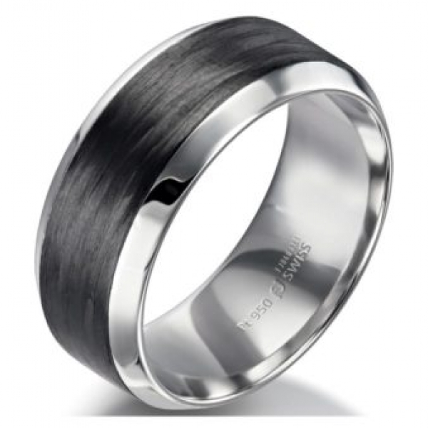 Furrer Jacot Carbon Fiber Ring by Furrer Jacot